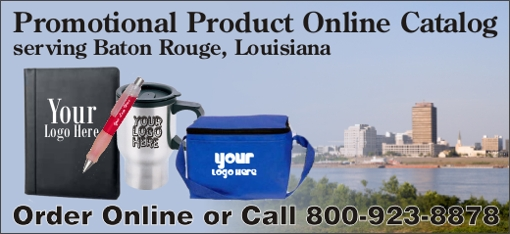 Promotional Products Baton Rouge, Louisiana